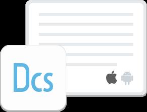 Document scanning API for Mobile | Dynamsoft Camera SDK