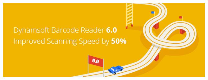 Dynamsoft Barcode Reader 6.0 released