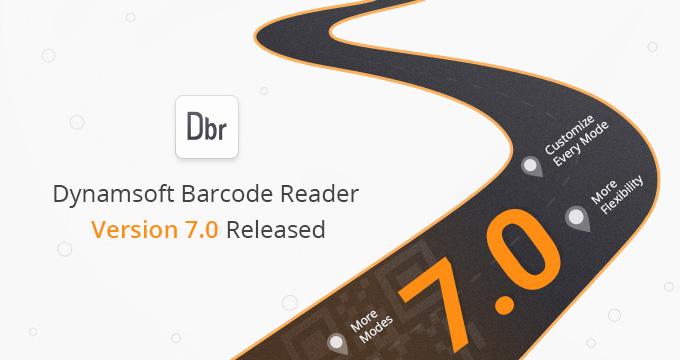 Dynamsoft Barcode Reader 7.0