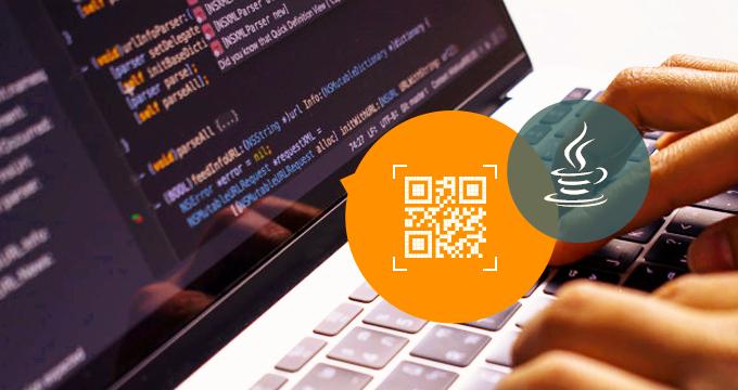 Java Barcode API