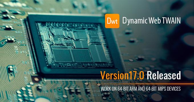 Dynamic Web TWAIN v17