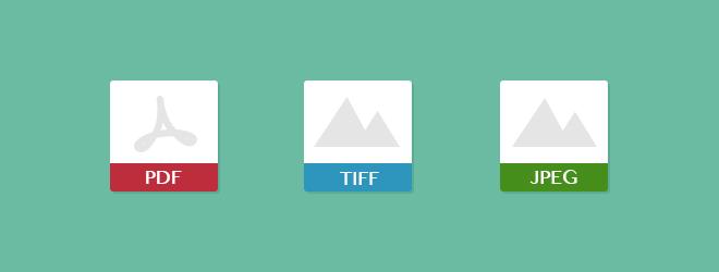 Ideal Document File Formats for Digital Document Management