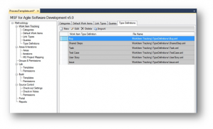TFS Modify Process Template