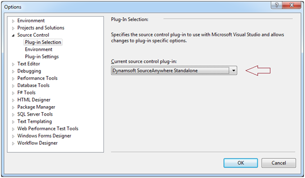 VS2012PluginSelection
