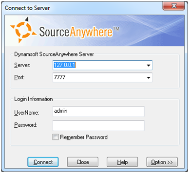 VS2012SAWLogin