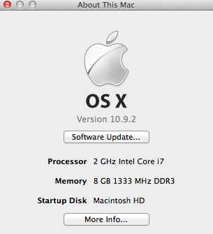 Configure and Install Nginx on Mac OS X