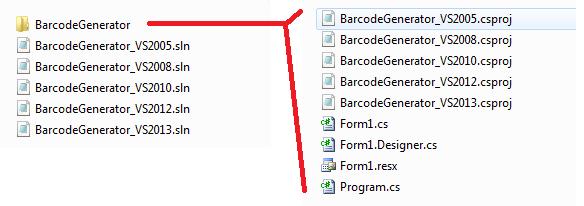 multi sln files