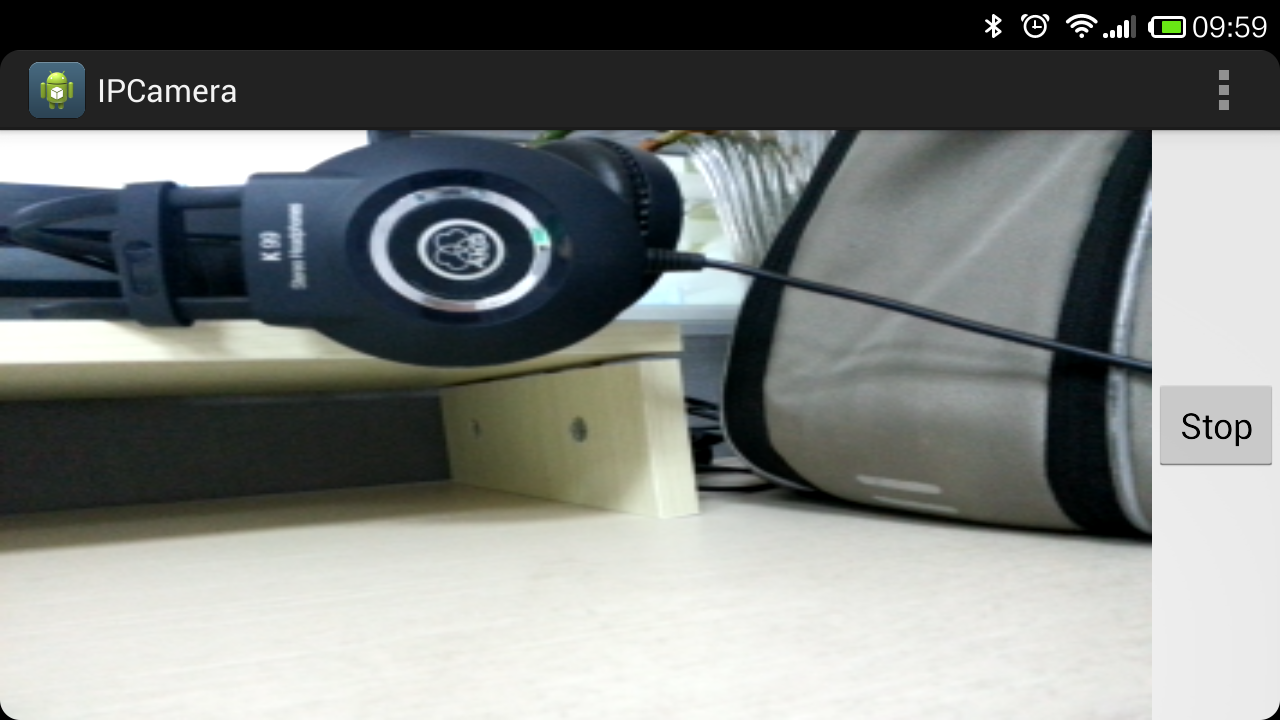 Making Android Smart Phone a Remote IP Camera