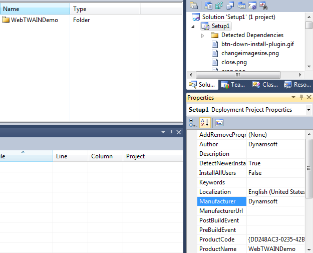How to Build Windows MSI Installer with Visual Studio