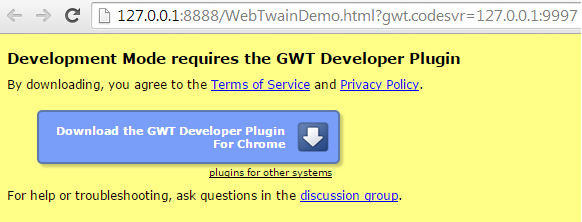 gwt_chrome