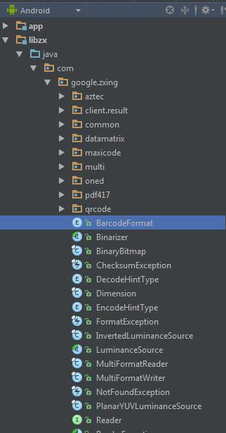 zxing source code