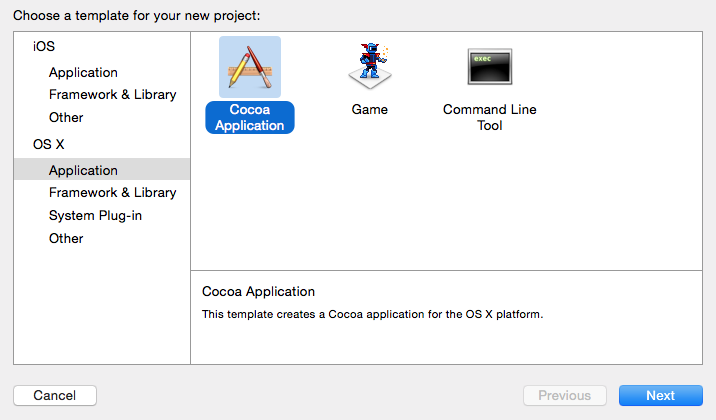 create swift project