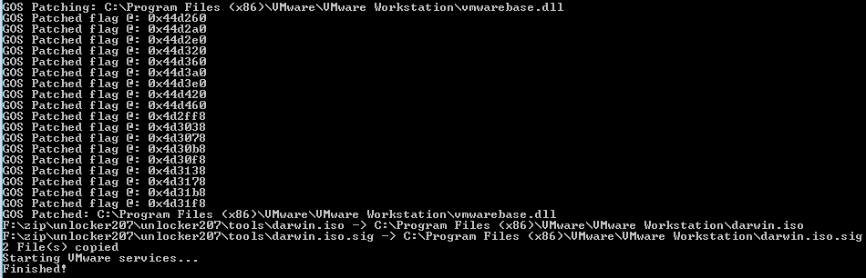 vmware patch
