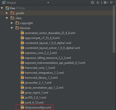 java documentation for jar