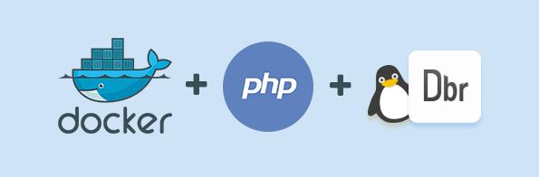 docker php barcode reader linux