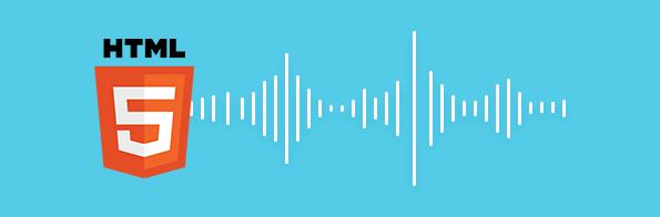 record audio in HTML5