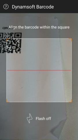 cordova plugin android barcode