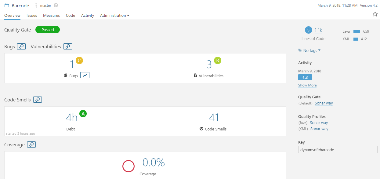 Improving Code Quality with SonarQube