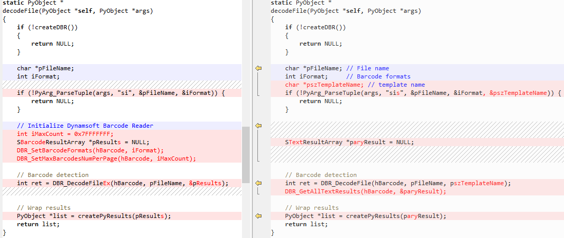 python barcode dbr 6.0
