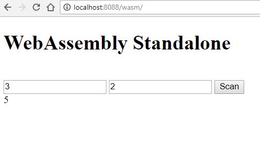 webassembly demo