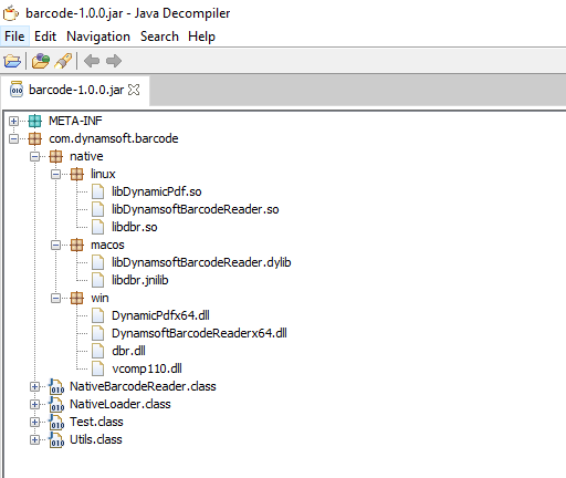 How to Package JNI Shared Library into Jar File