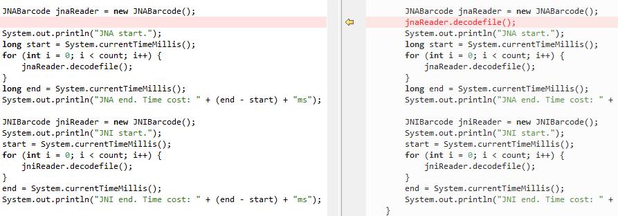 JNA initialization