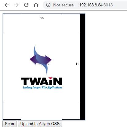 Web文档扫描