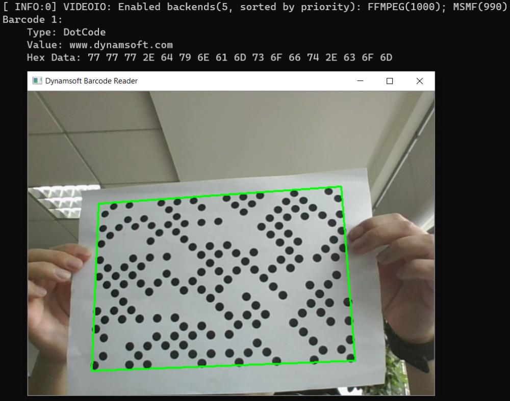 dotcode c++