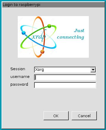 rpi remote login