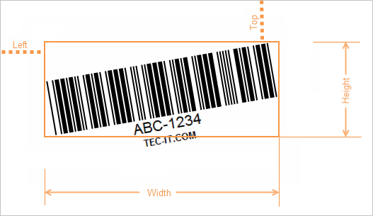top Property - Dynamsoft Barcode Reader