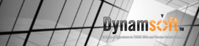 Dynamsoft banner image