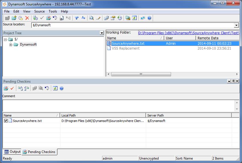Windows 7 SourceAnywhere 6.5 full