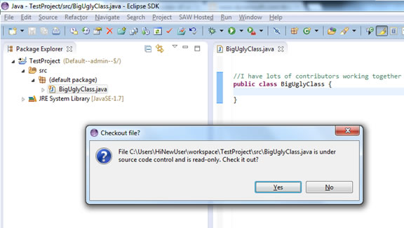 Version Control with Eclipse - Dynamsoft Document Imaging Blog