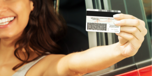 Read and Parse Driver's License
