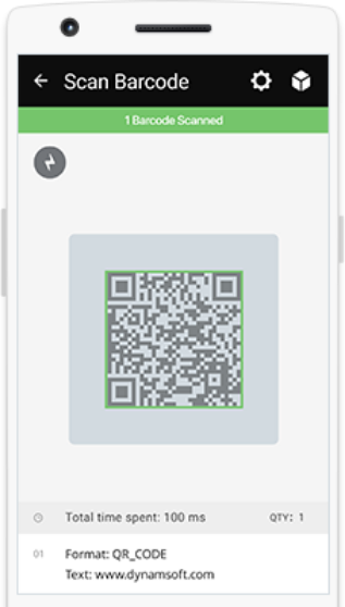 Download Barcode Scanner X on App Store or Google Play