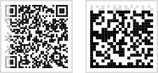 QR Codes and Data Matrix Codes with Partial Finder Pattern