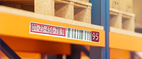 Capture content with inventory label recognition